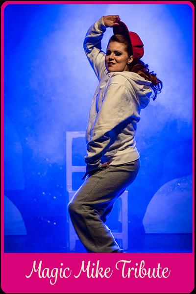 burleski acrobatics acrolicious magic mike burlesque